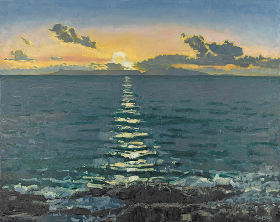 Charles Simpson Sunset