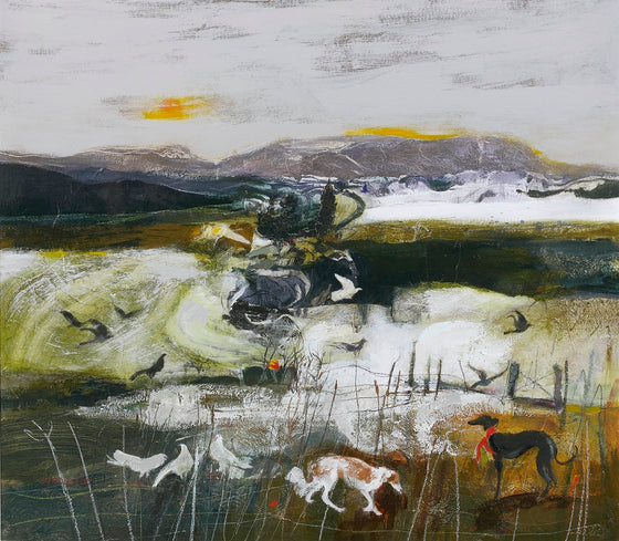 Melting Snow, Strathmiglo