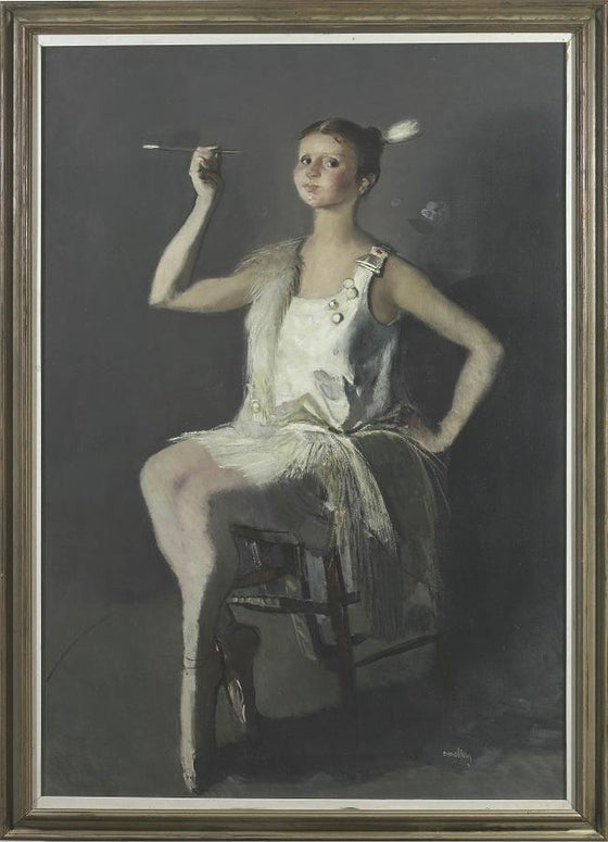 Young Dancer (Framed)