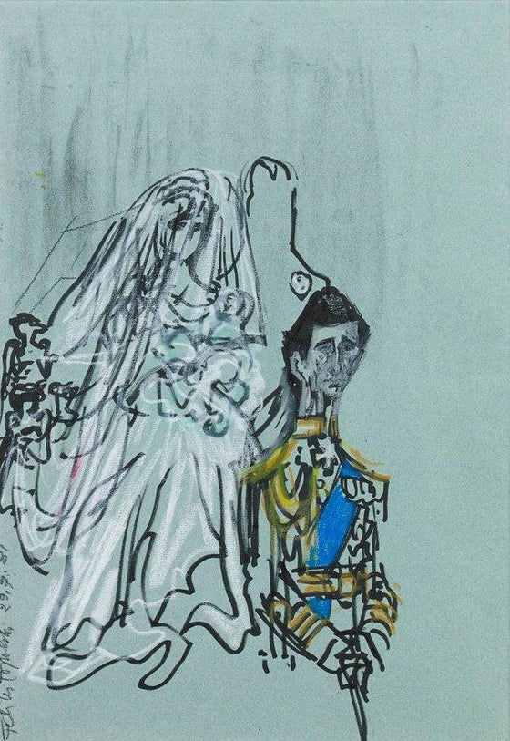 The Wedding of Prince Charles and Lady Diana