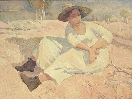 Woman in a Landscape