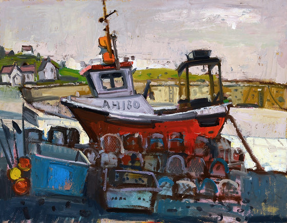 Lobster Boat, St Abbs