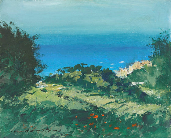 Midsummer on the Coast at Ravello