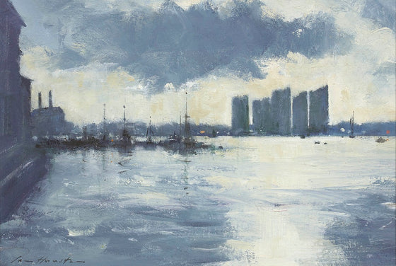 View of Chelsea from Battersea