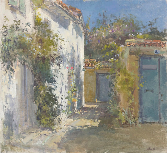The Secret Garden, Les Portes