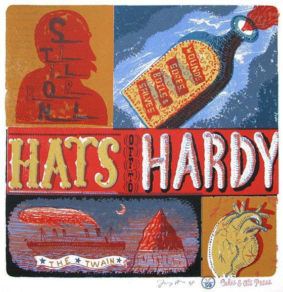 Hats off to Hardy Ed. 27 of 50