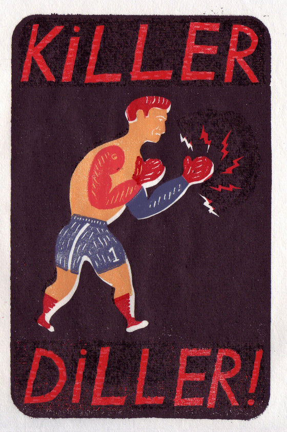 Killer Diller! Ed. 30 of 50