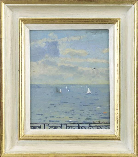 Isle of Wight (Framed)