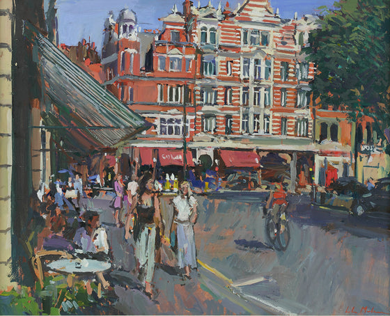 Summer in Sloane Square