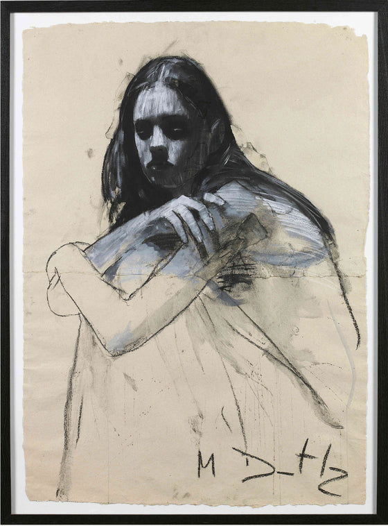 Mark Demsteader Georgina IX (Framed)
