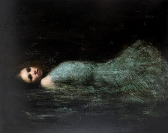 By The Riverbank by Mark Demsteader