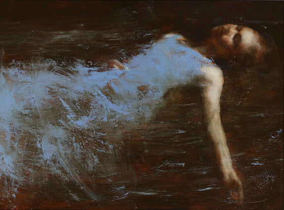 Mark Demsteader Study for Hollow