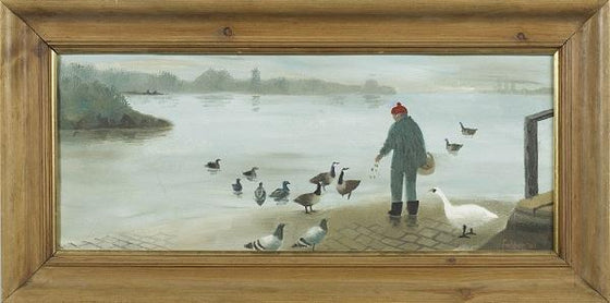 Chiswick Mall (Framed)