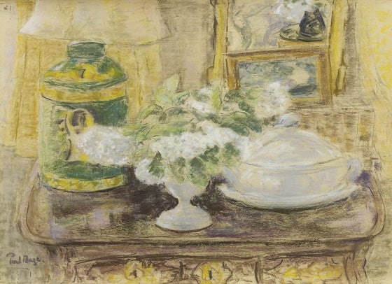 Still Life with Flowers and Tureen