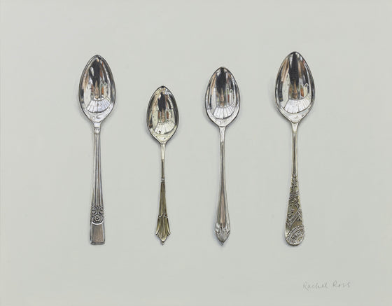 Fancy Teaspoons
