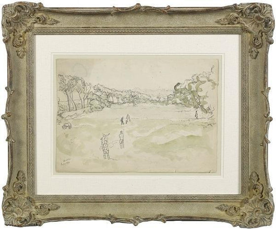 Cricket, May 1931 (Framed)