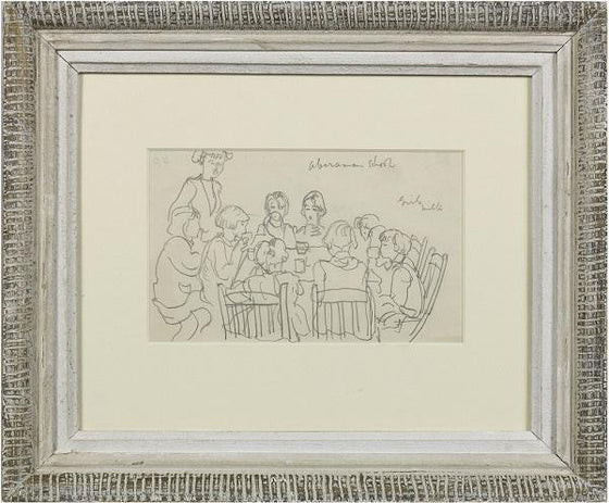 Girls Milk, Aberavon School (Framed)