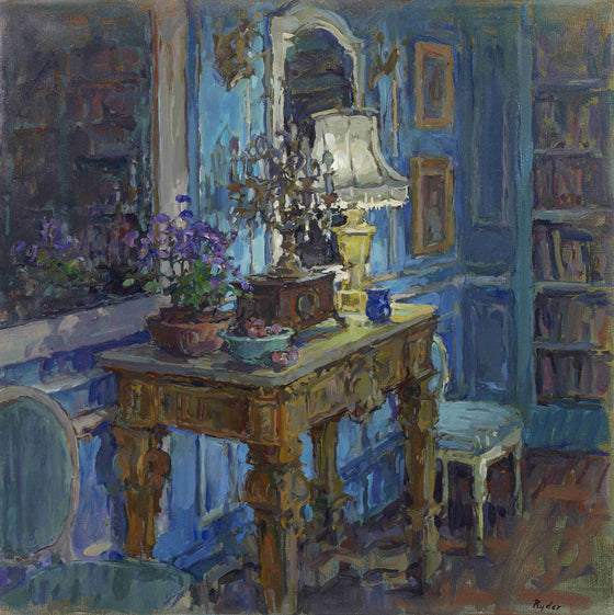The Blue Salon