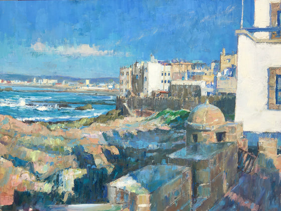 Beyond the ramparts, Essaouira