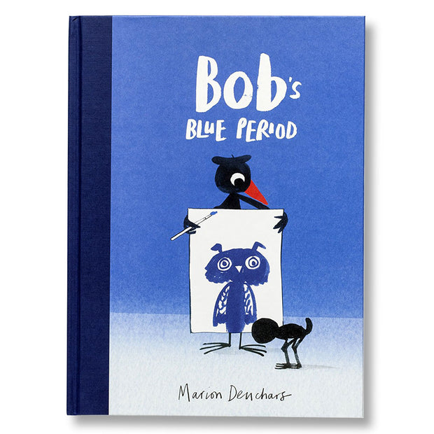 Bob's Blue Period Book