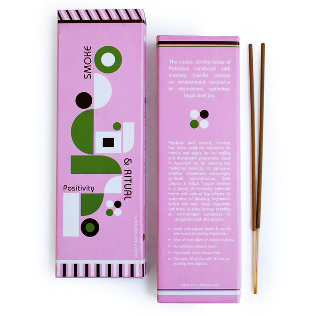 SMOKE & RITUAL INCENSE STICKS