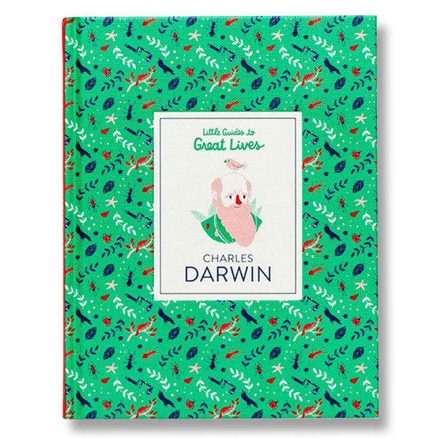 Charles Darwin: Little Guide to Great Lives Book