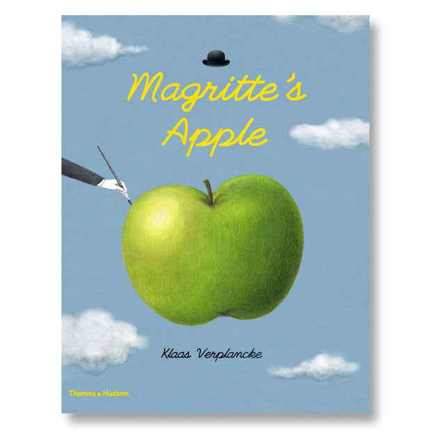 Magritte's Apple Book