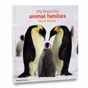 MY FAVOURITE ANIMAL FAMILIES BOOK
