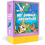 MY JUNGLE ADVENTURE: NEVER-ENDING FUN WITH STORYTELLING BOOK