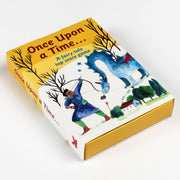 Once Upon a Time : A Fairy Tale Trump Card Game Book