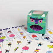 Scary Bingo : Fun with Monsters and Crazy Creatures Book