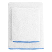 Blue Checks Organic Junior Towel Set