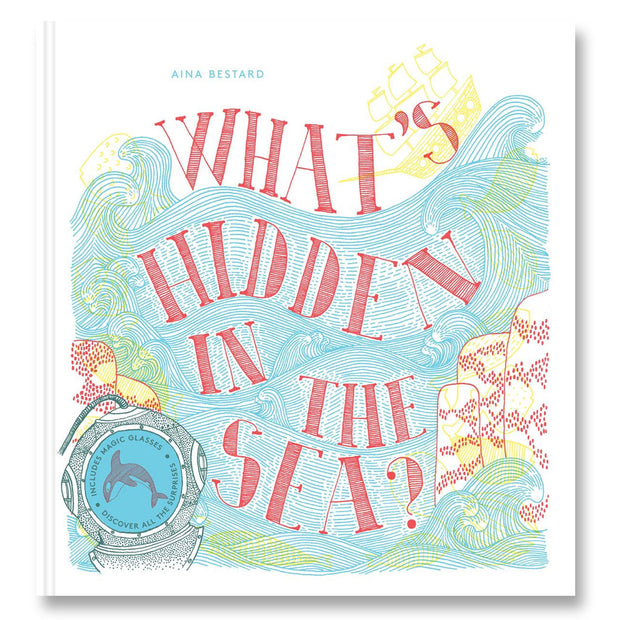 What's Hidden in the Sea? Book