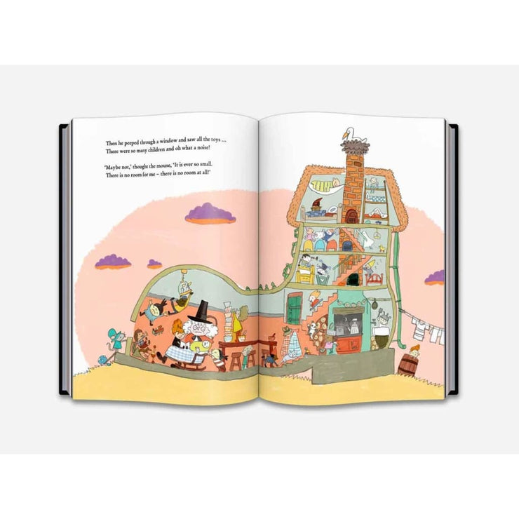 A HOUSE FOR MOUSE BOOK