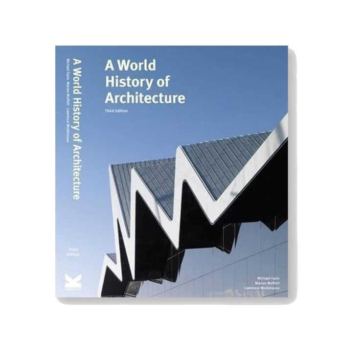 A World History of Architecture Book