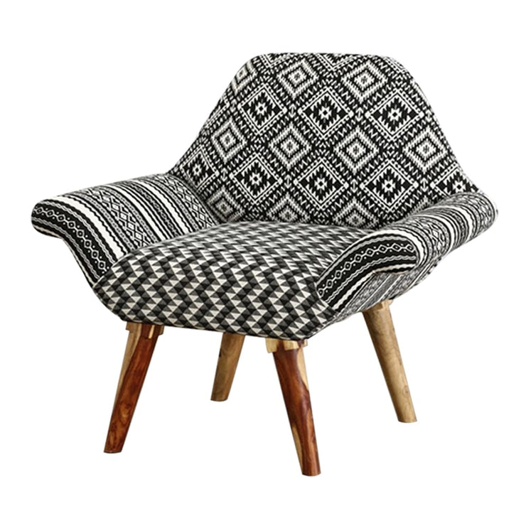 BOWING ACCENT CHAIR