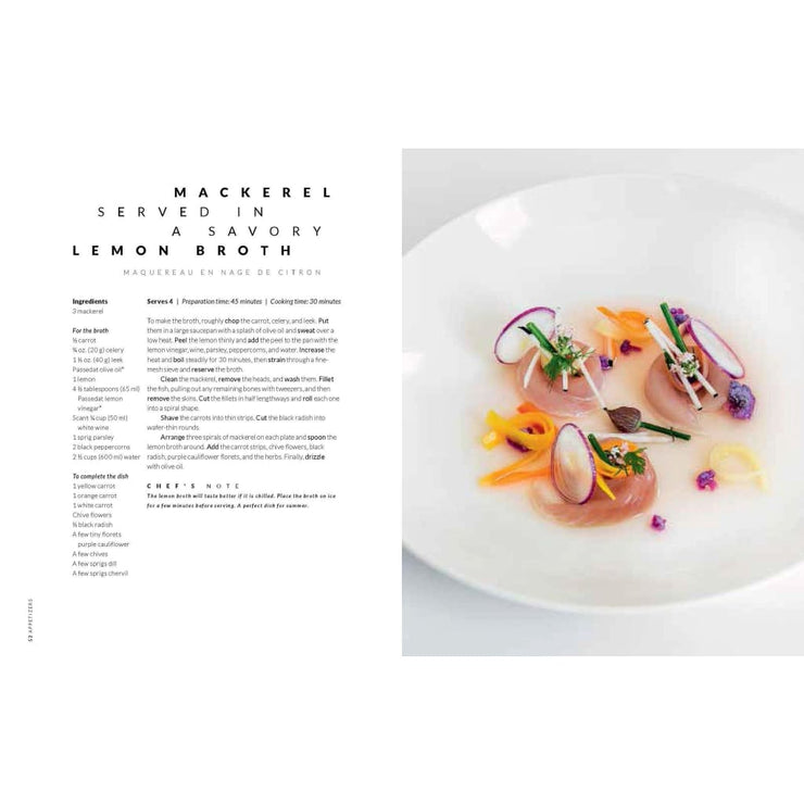 Flavors From The French Mediterranean : Recipes By three Michelin star chef Gerald Passedat