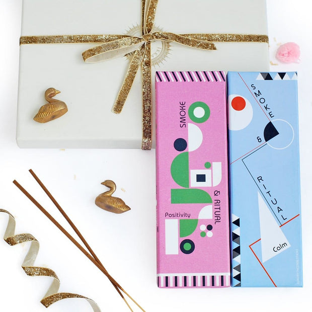 Incense gift set - GIFT BOX
