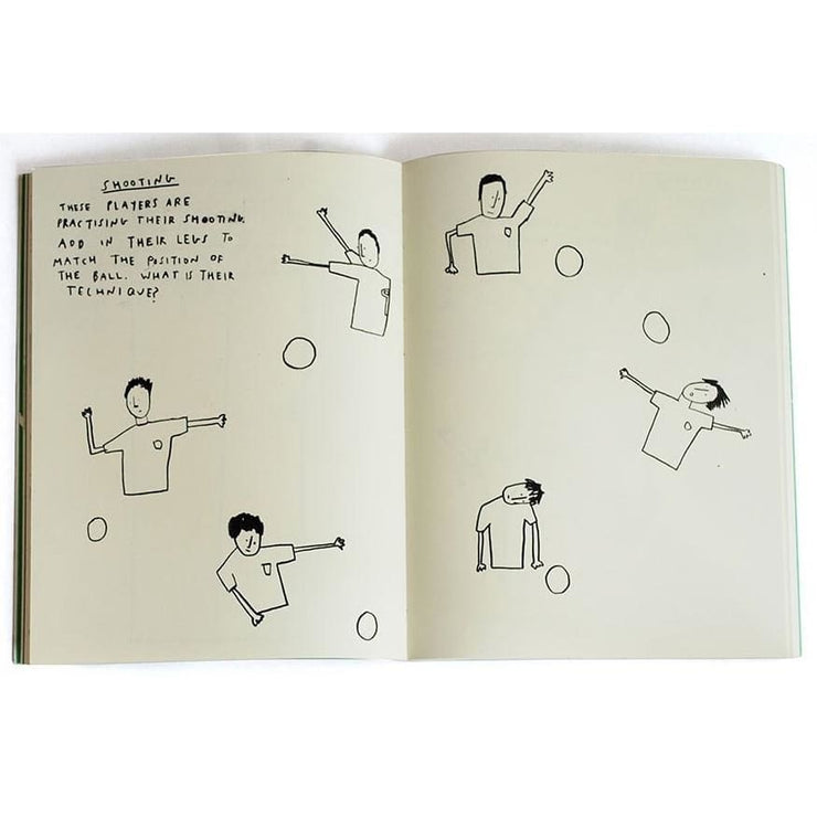 Kick off! A Football Activity Book