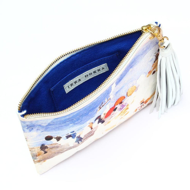 Lavery Mini Clutch - EARLY BEACH
