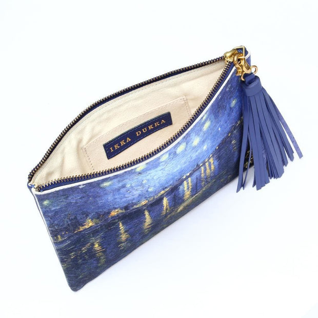 Lavery Mini Clutch - STARRY NIGHT