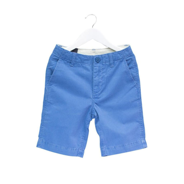majorelle blue shorts