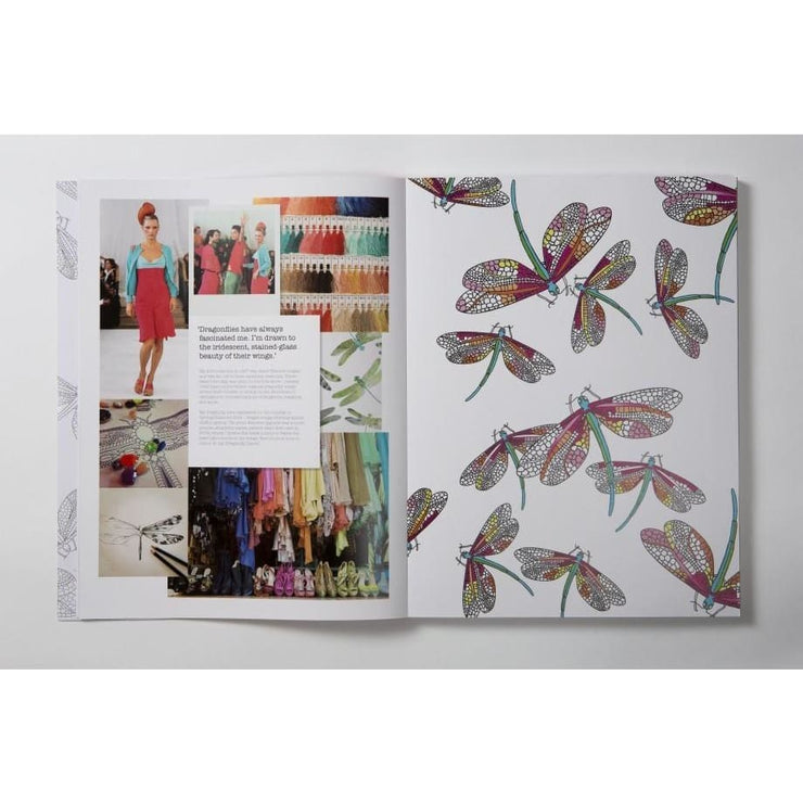 MATTHEW WILLIAMSON: FASHION PRINT & COLOURING