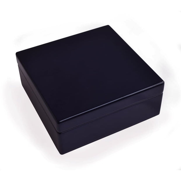 Medium Dark Blue Accessories Box (4 compartments) - ACCESSORIES BOX