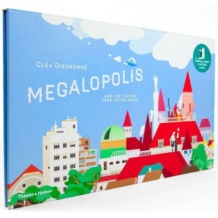 Megalopolis : And the Visitor from Outer Space