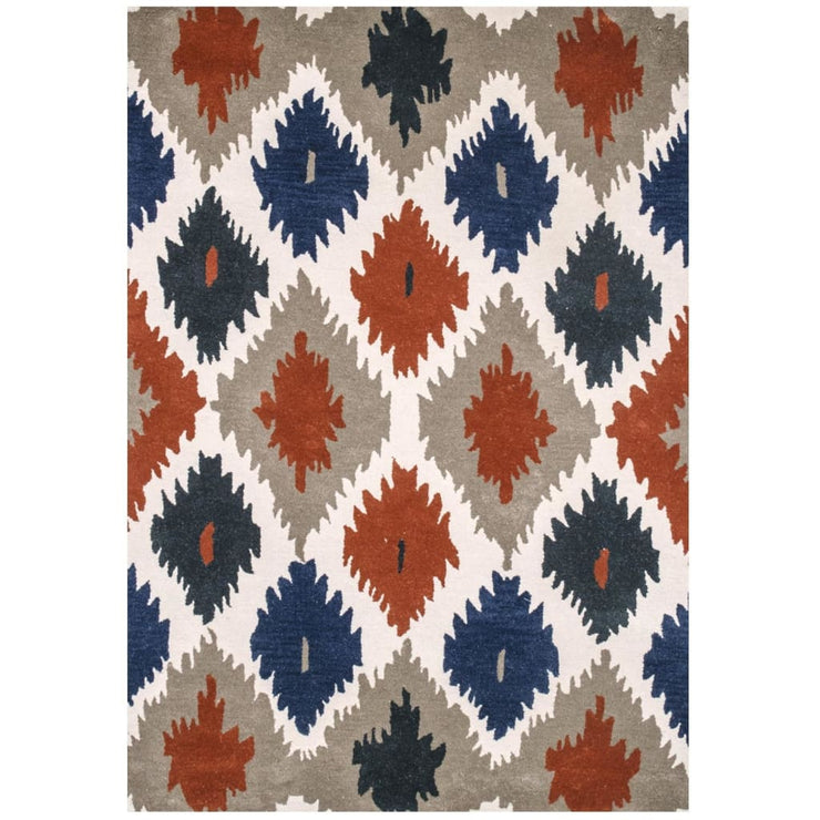 MULTICOLOR BESPOKE HAND TUFTED CARPET