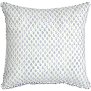 MYRAH BLUE SPOT CUSHION COVER