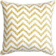 MYRAH YELLOW CUSHION COVER