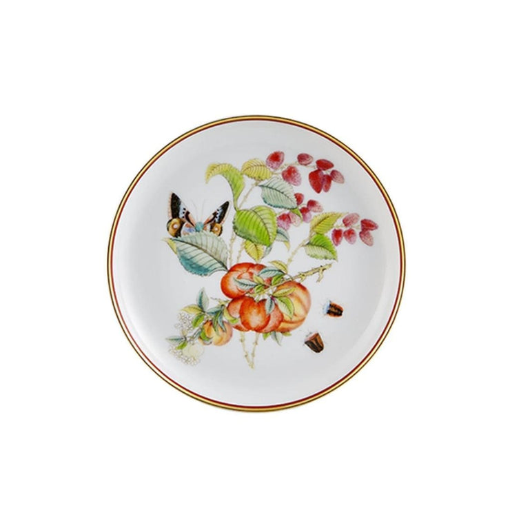 PAÇO REAL Coffee Cup and Saucer Fruits (set of 4)