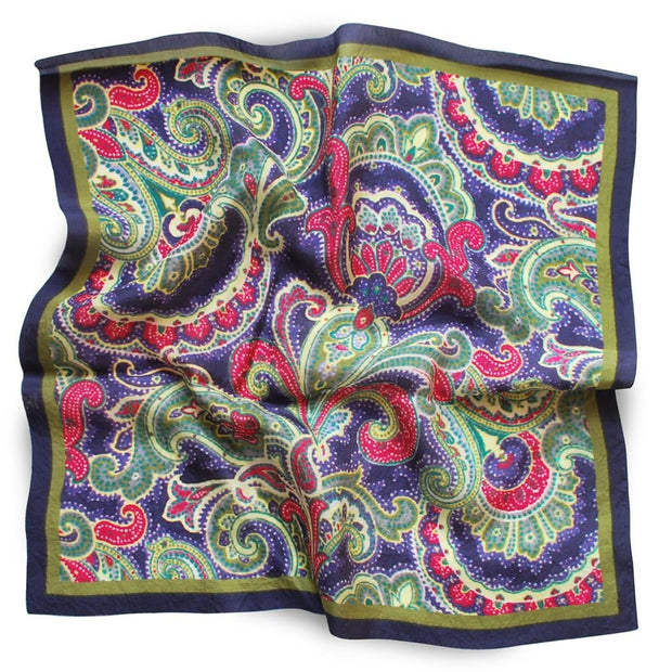 PERSIAN - POCKET SQUARE